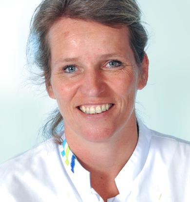 <strong>Anneke van Veen</strong> </br>Longarts