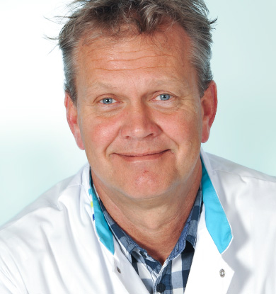 <strong>Dick Venderink</strong> </br>Radioloog