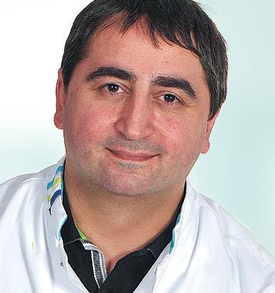 <strong>Fatih Polat</strong>  </br>Chirurg