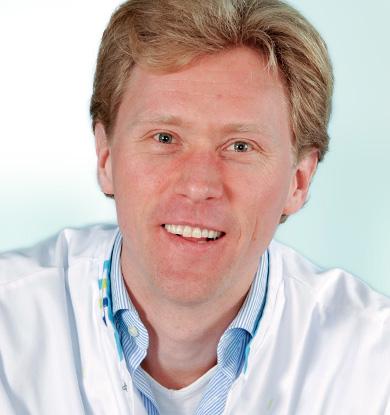 <strong>Sander Koëter</strong> </br>Orthopeed
